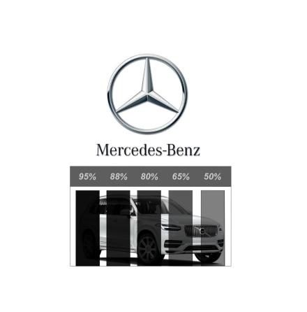 Pre-Cut Professional Film - Mercedes-Benz