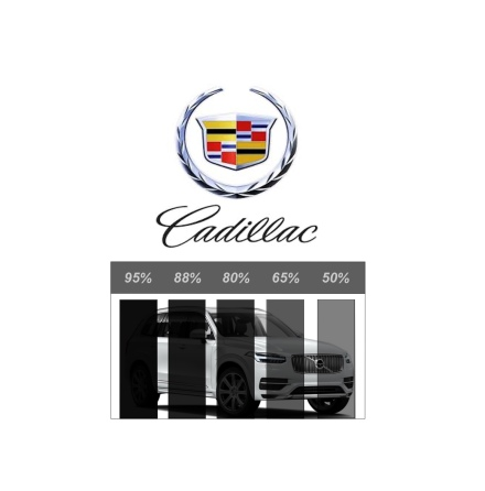Pre-Cut Professional Film - CADILLAC