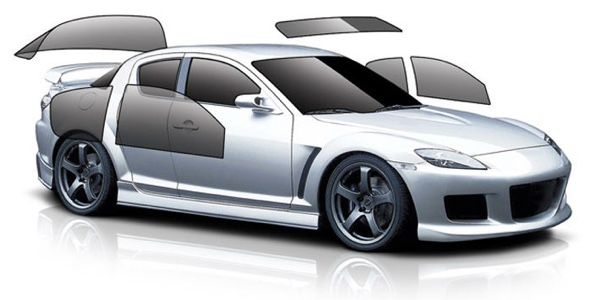 Pre-Cut Car window tint film for all models!